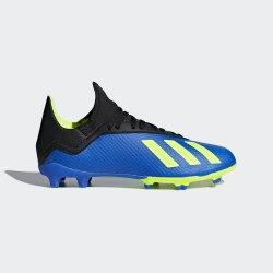 Бутсы детские X 18.3 FG J Adidas DB2416