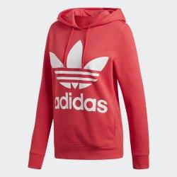 Худи женская TREFOIL HOODIE Adidas DH3136
