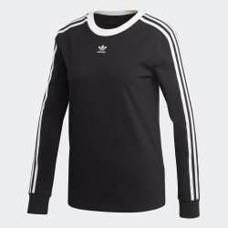 Лонгслив женский 3 STRIPES LS Adidas DH3183