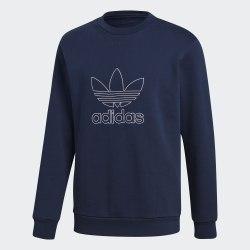 Джемпер мужской OUTLINE CREW Adidas DH5761