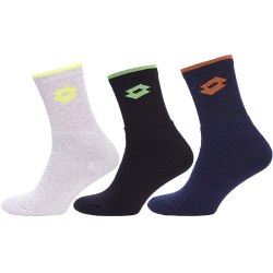 Носки TENNIS SOCKS ASSORTED Lotto F_TENNIS_C