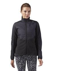 Куртка флисовая женская OD CMB FLC JCKT Reebok BR0520