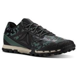 Кроссовки для бега по пересеченной местности мужские AT SUPER 3.0 STEALTH Reebok CN2904