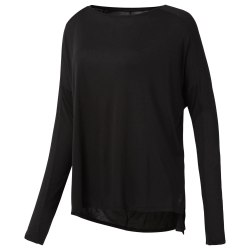 Лонгслив женский TS Long Sleeve Tee Reebok D93915