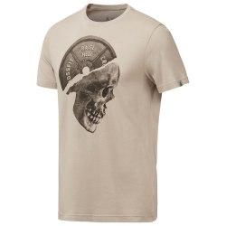 Футболка мужская CF Plated Skull Tee Reebok DH3690