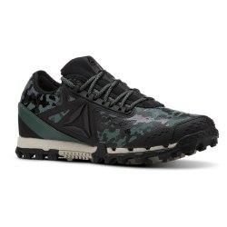 Кроссовки для бега по бездорожью женские AT SUPER 3.0 STEALTH Reebok CN6125
