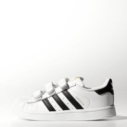 Кроссовки Adidas SUPERSTAR FOUNDATION CF I Kids Adidas S77611