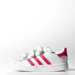 Кроссовки Kids Superstar Adidas S77612 (последний размер)