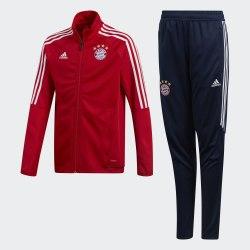 Спортивный костюм детский FCB TRG SUIT Y Adidas BP8241 (последний размер)