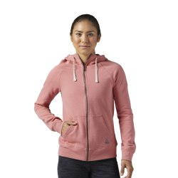 Худи женская EL FL FULL ZIP Reebok BS4122