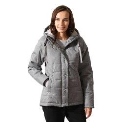 Куртка утепленная женская Padded Mid Jacket Reebok CW0715