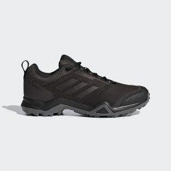 Обувь для туризма мужская TERREX BRUSHWOOD LEATHER Adidas AC7856