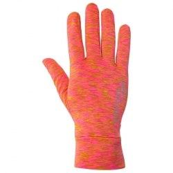 Перчатки Saucony SPACE DYE RUN GLOVE vizipro coral Saucony 90448-VPC