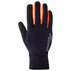 Перчатки Saucony ULTIMATE RUN GLOVE black Saucony 90457-BK