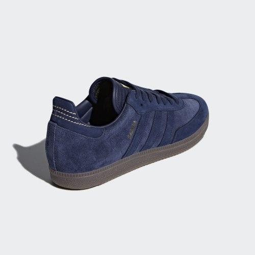 Кроссовки унисекс SAMBA FB Adidas CQ2089 (последний размер)