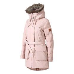Пуховик женский Long Down Jacket Reebok CV5065 (последний размер)