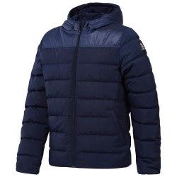 Куртка утепленная мужская F DOWN MID JACKET Reebok DH2128 (последний размер)