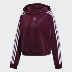 Худи женская CROPPED HOODIE Adidas DH3115