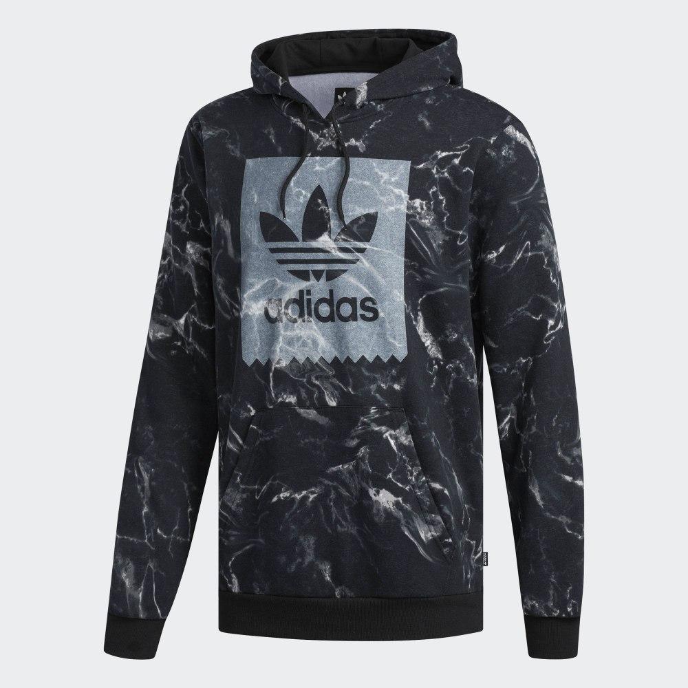 5493e63f94eb Купить худи мужская mrble aop hd adidas dh3922 (последний размер) — интернет -магазин Draft   . Купить Мужская одежда Толстовки   Джемперы, Adidas  DH3922 ...