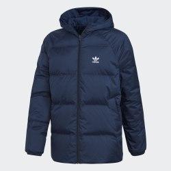 Пуховик мужской SST DOWN HOOD Adidas DH5004