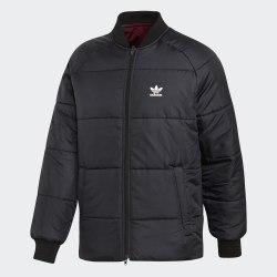 Куртка двухсторонняя утепленная мужская SST REVERSE Adidas DH5006
