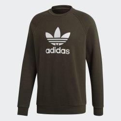Джемпер мужской TREFOIL CREW Adidas DM7834