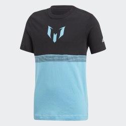 Футболка детская YB MESSI TEE Adidas CF7003 (последний размер)