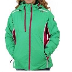 Куртка CMP горнолыжная WOMAN SKI JACKET ZIP HOOD CMP 3W20236-E265