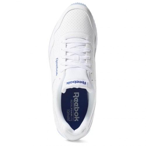Кроссовки мужские REEBOK ROYAL GLIDE WHITE|COLL Reebok CN7336
