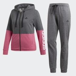 Спортивный костюм женский WTS CO MARKER DGREYH REA Adidas CZ2328