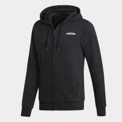 Толстовка мужская E LIN FZ FT BLACK|WHIT Adidas DQ3103