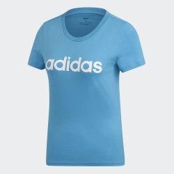 Футболка женская W E LIN SLIM T SHOCYA WHI Adidas DU0630