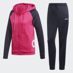 Спортивный костюм женский WTS Lin FT Hood REAMAG LEG Adidas DV2426