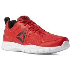 Кроссовки мужские для тренировок REEBOK 3D FUSION TR RED|BLACK| Reebok DV4170