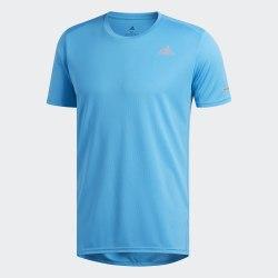 Футболка мужская RUN TEE M SHOCYA Adidas DX2302