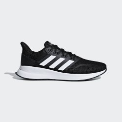 Кроссовки для бега мужские RUNFALCON CBLACK|FTW Adidas F36199