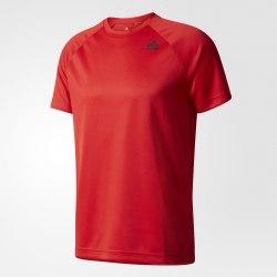 Футболка мужская D2M Tee PL SCARLE Adidas BK0957