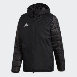 Мужская куртка JKT18 WINT JKT BLACK WHIT Adidas BQ6602
