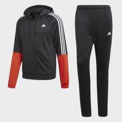 Спортивный костюм мужской RE-FOCUS TS BLACK|HIRE Adidas CD6371 (последний размер)