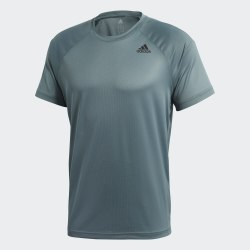 Футболка мужская D2M Tee PL RAWGRN Adidas CZ5298