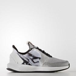 Кроссовки подростковые Star Wars K CBLACK|GRE Adidas BB0920