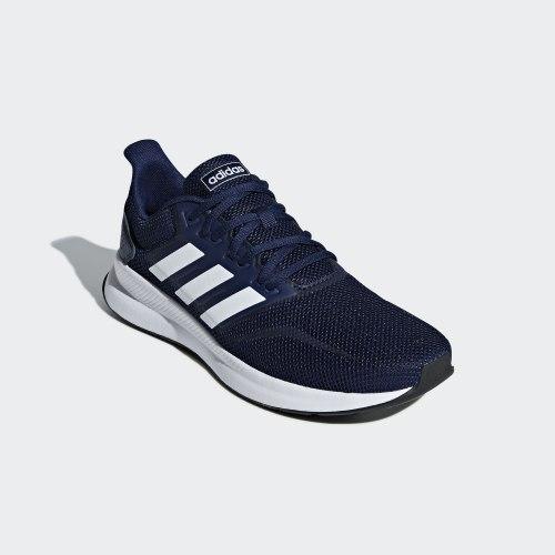 Кроссовки мужские RUNFALCON DKBLUE|FTW Adidas F36201