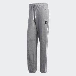 Брюки спортивные мужские INSLEY SP MGREYH|WHI Adidas DU8311