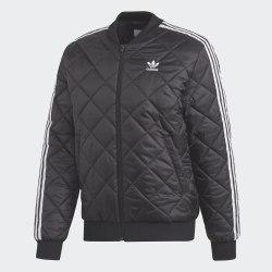 Мужская куртка SST QUILTED BLACK Adidas DV2302