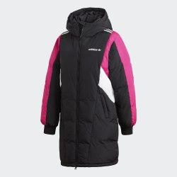 Женский пуховик DOWN JKT LONG Adidas EC2184 (последний размер)