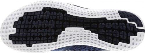 Кроссовки мужские для бега REEBOK PRINT RUN DI NAVY|WHITE Reebok CN1656