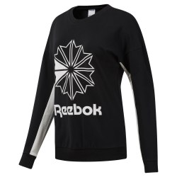 Джемпер женский CL FT BIG LOGO CREW Reebok DT7241