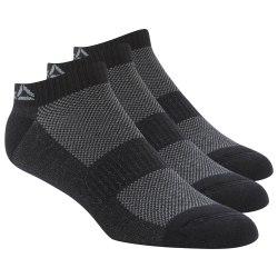 Короткие носки ACT FON INSIDE SOCK BLACK|BLAC Reebok DU2986