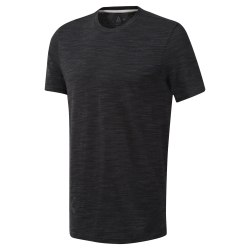 Футболка мужская TE MARBLE GROUP TEE BLACK Reebok DU3746