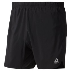 Шорты мужские RE 5 INCH SHORT BLACK Reebok DU4269